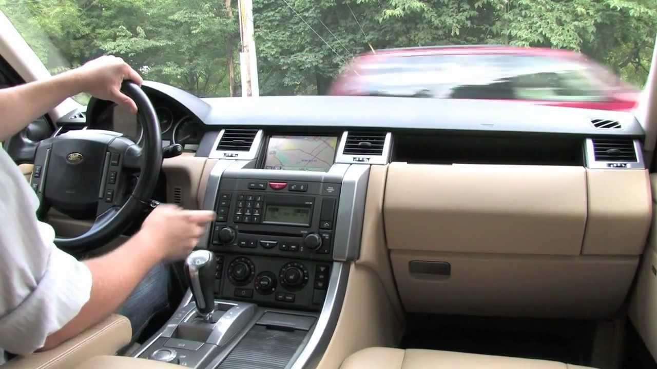 Range Rover Sport Supercharged 2009 Range Rover Sport HSE-...