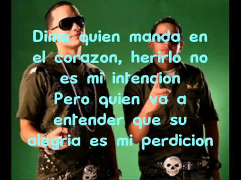 Angel Y Khriz   Me Enamore ~con Letra video