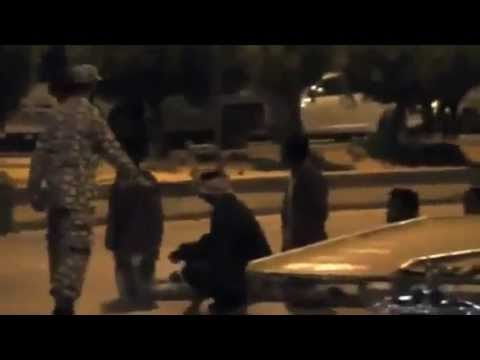 Saudi police clash with foreign workers......