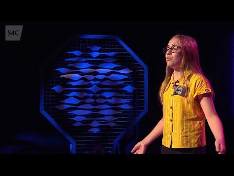 Sara | Chwilio am Seren | Junior Eurovision 2019 | Cymru | Wales