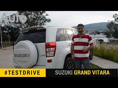 Suzuki Grand Vitara - ¿Sigue vigente?