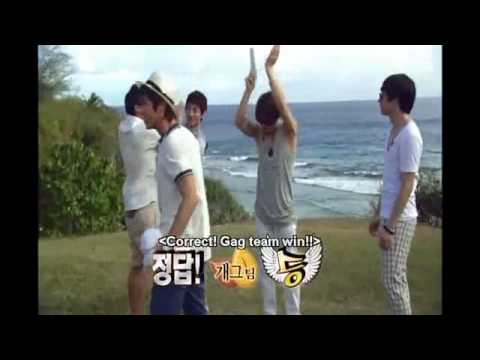 [ENG SUB] DBSK in Saipan {All About TVXQ 3} part 2