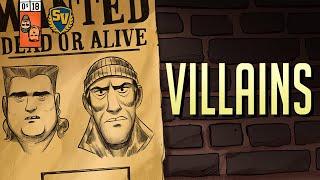 VILLAINS - SOCIETY OF VIRTUE