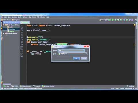 Flask Web Development with Python Tutorial - 6 - Mapping Multiple URLs