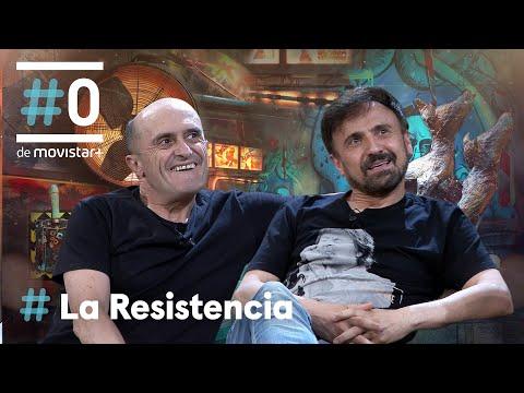 LA RESISTENCIA - Entrevista a Pepe Viyuela y José Mota   Parte 1   #LaResistencia 24.06.2021