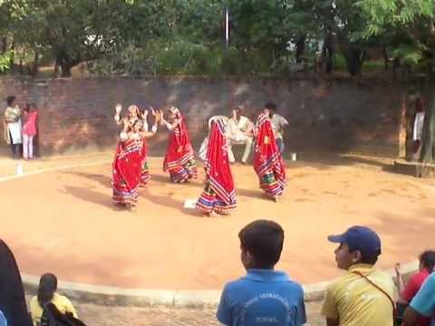 Indian dance from Andra Pradesh