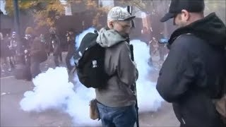 #HimToo vs #MeToo. PDX. The Stupid-Protest Capital of the U.S. 17Nov18