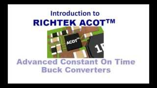 Introduction to Richtek