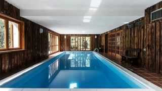 Mountain chalet with indoor pool Barzio  |  Chalet Barzio Valsassina piscina interna piste da sci