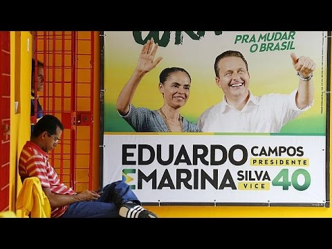Marina Silva set to enter Brazil's presidential race