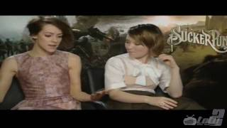 Sucker Punch - Sucker Punch - Exclusive Interview With The Cast