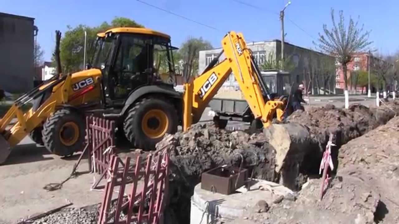 У Калуші розпочали заміну магістрального трубопроводу на вулиці Коновальця