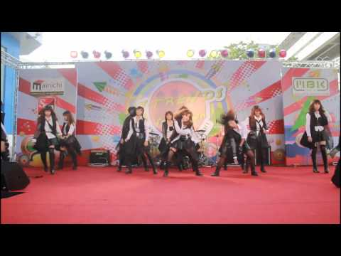 CandyPops Cover AKB48 @ J-Trends Celebration 2012 Part I