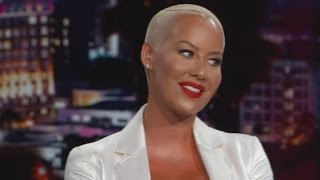 Download Amber Rose Talks Sex, Small Penises and Taylor Swift During TV Hosting Debut 3Gp Mp4