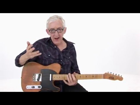 30 Hot Rod Guitar Licks - #26 Poultry In Motion - Bill Kirchen