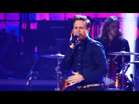 Olly Murs - Wrapped Up (live) - Idol Sverige (TV4)