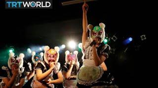 "Download Lagu Money Talks: Japan's latest J-Pop band ""Virtual Currency Girls"" Gratis STAFABAND"
