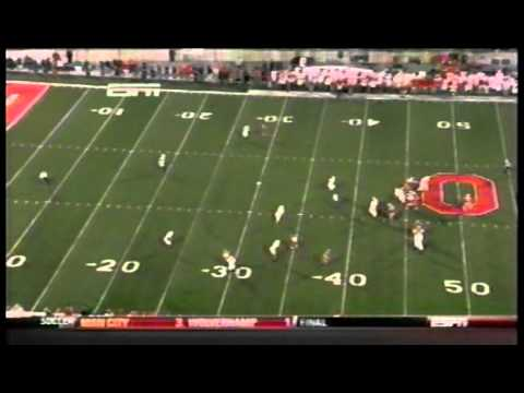 Devin Smith game winning touchdown vs Wisconsin