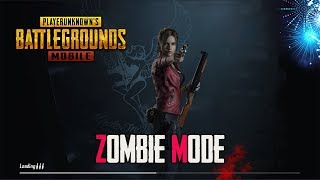 🔴PUBG Mobile Live : Zombie Mode | Paytm On Screen |