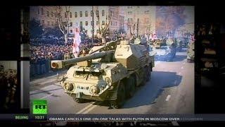 War in Georgia 2008