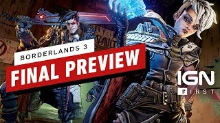 Borderlands 3 - Final Preview