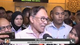 Pilihan AWANI 14 Sept: Reaksi pelbagai pemimpin PKR