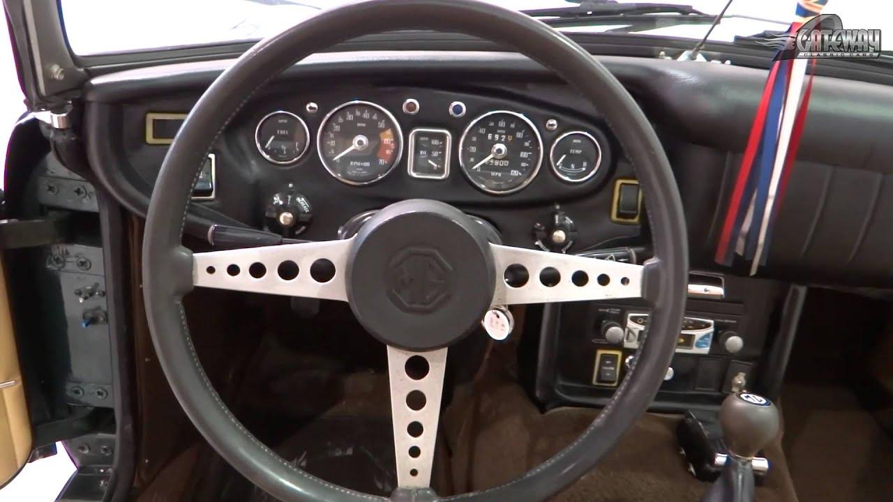 1971 Mg Mgb 01 Ndy Gateway Classic Cars Indianapolis
