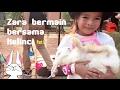 Zara Bermain bersama Kelinci | Feed the Rabbit | Rabbit House mp3 indir