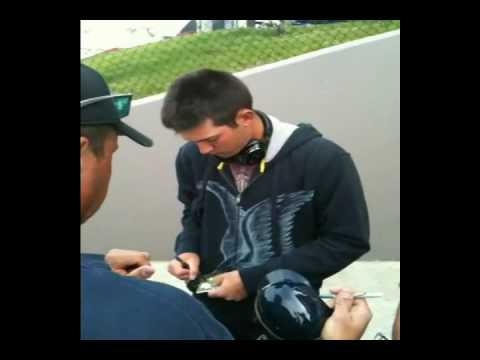 Rick Porcello signing.wmv Video