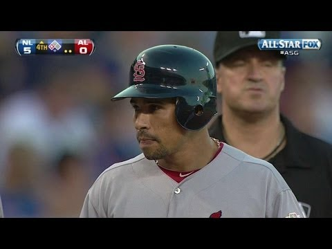 2012 ASG: Furcal legs out a triple in the fourth