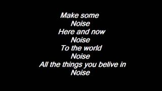 Watch Tokio Hotel Noise video