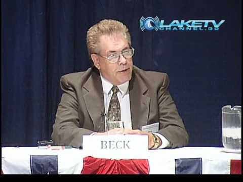 Jerry Beck, running for US Senate, Constitution Party
