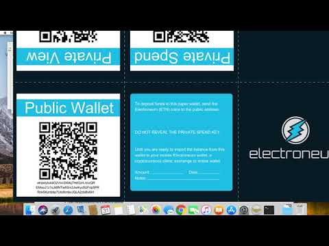 How to Mine Electroneum for Beginners (Mac OSx)