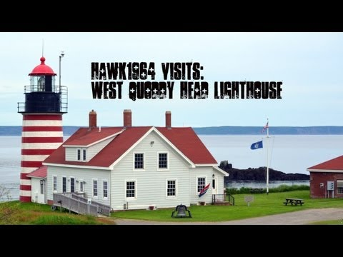West Quoddy Head Light Station – Lubec, Maine
