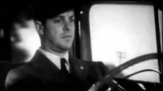 The Chase 1946  classic  scene..
