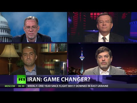 CrossTalk: Iran - Game Changer?