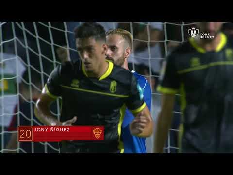 Resumen de Elche CF vs Granada CF (2-1)