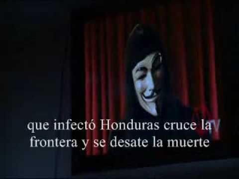De Vergones Discurso Para Guatemala