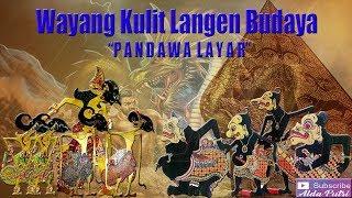 """Wayang Kulit Langen Budaya 2018 """"Pandawa Layar"""" (Full)"""
