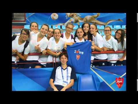 Academy AssoRetiPMI Volley Jòya ai Mondiali Femminili Bari '14