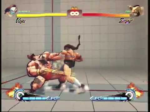 Bleeding Edge - SSF4 Claw Combos