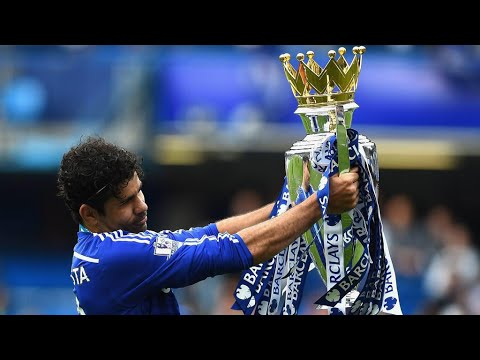 Diego Costa | All 20 Goals for Chelsea - 2014/15