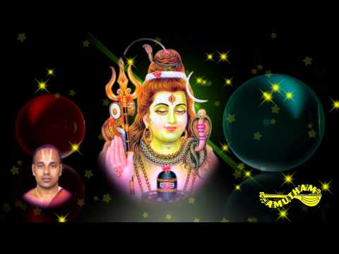 Shiva Raksha Stotram Indrakshi Shiva Kavacham Malola Kannan & J Bhaktavatsalam video