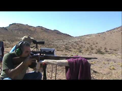 1.000 yards 1942 91/30 Russian Mosin-Nagant (P/U) sniper rifle