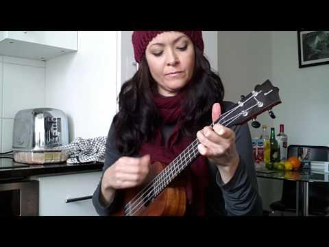 Rain Song - Led Zeppelin - ukulele cover