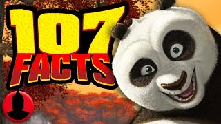 107 Facts About Kung Fu Panda! (ToonedUp #73) @ChannelFred