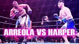 Chris Arreola vs Curtis Harper (Highlights)
