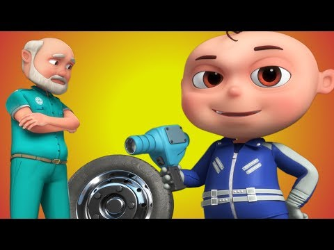 Ambulance Rescue Episode | Videogyan Kids Shows | Zool Babies Series | Cartoon Animation For Kids