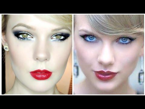Makeup Taylor Swift Tutorial ▶ Taylor Swift Tutorial