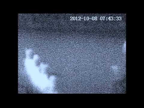 Loch Ness 8 oct 2012.Nessie Caught on tape?